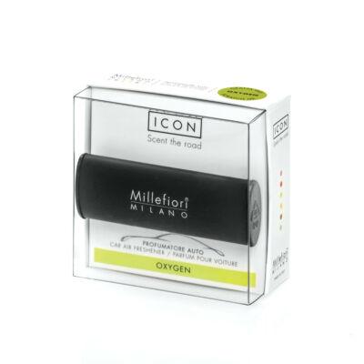 Millefiori ICON autóillatosító OXYGEN - fekete