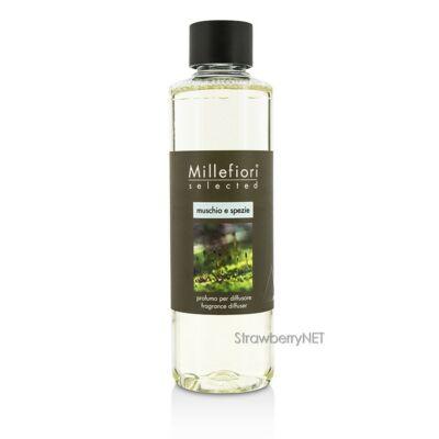 Millefiori Selected Muschio & Spezie utántöltő 250ml
