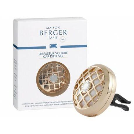 """Maison Berger Autóillatosító készülék """"Arany"""""""
