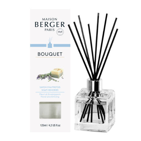 Maison Berger Diffuzor Soap Memories 125ml