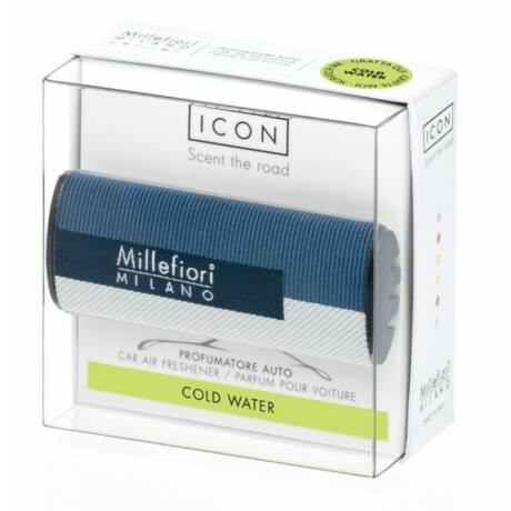 Millefiori Icon Cold Water textil külsővel