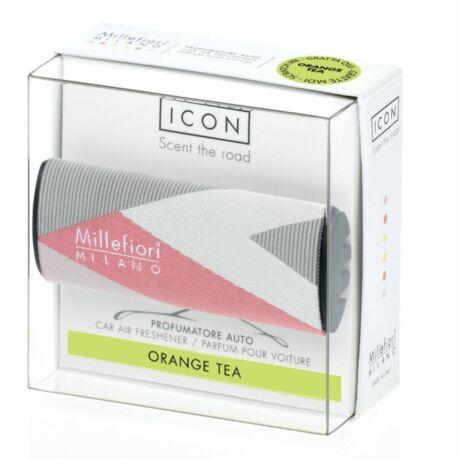 Millefiori Icon ORANGE TEA textil külsővel