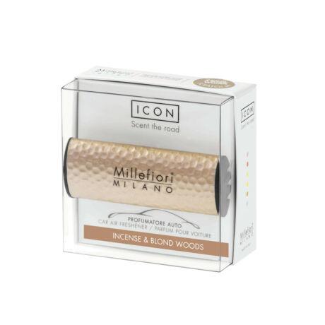 Millefiori Icon Incense & Blond Woods