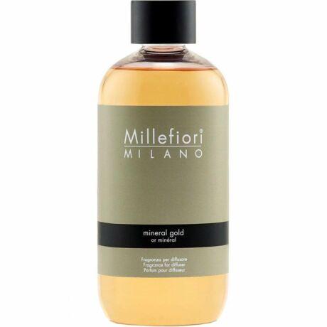 Millefiori Natural Mineral Gold utántöltő 500ml