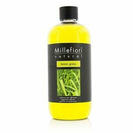Millefiori Natural Lemon Grass utántöltő 500ml