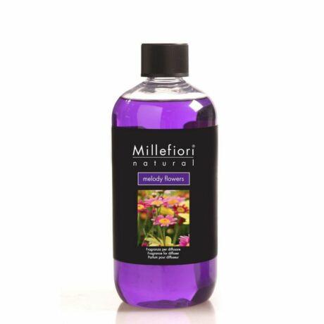 Millefiori Natural Melody Flowers Utántöltő 500ml