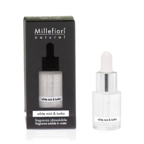 Millefiori HYDRO Illóolaj White mint & tonka 15ml